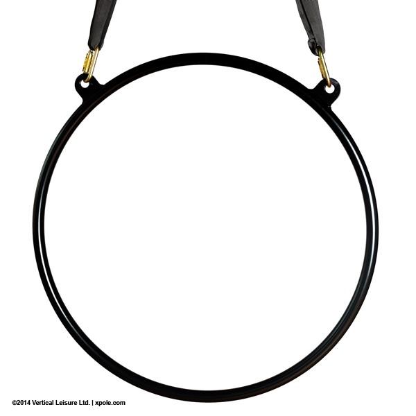 X-Pole Aerial Hoop SPORT 2-Punkt Aufhängung 34 mm Rohr