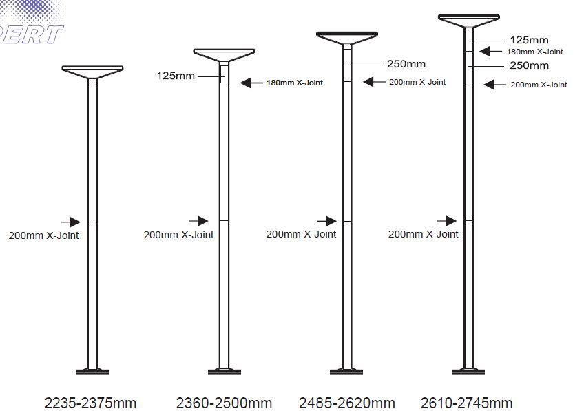 x-pole-hoehe1